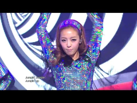 【TVPP】KARA - Jumping, 카라 - 점핑 @ One Love Concert Live