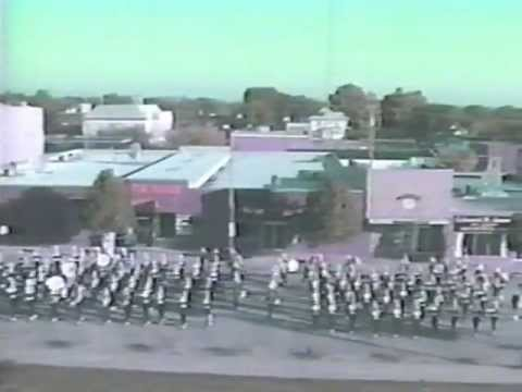 Maryville Marching Spoofhounds -- Macy's Routine
