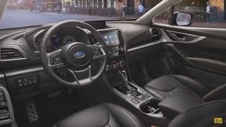 NEW Subaru XV INTERIOR 2018.