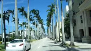 № 225 США Дорога на Майами Роскошь Машины Миллионеры