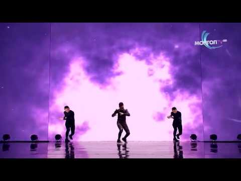Amazing dance by B.Shijirbat | Mongolia's Got Talent 2016 I Alan Walker - Faded (Osias Trap Remix)