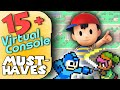 15 Essential Virtual Console Games Everyone Should Play — NWC | Gamnesia