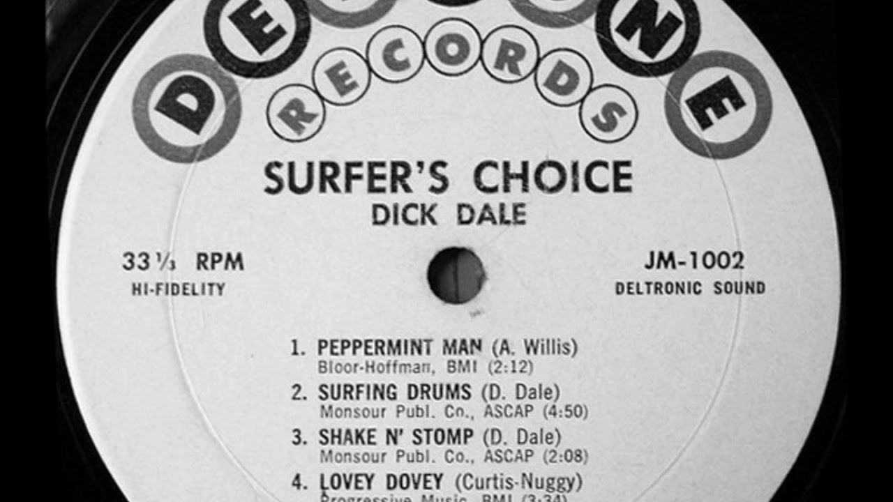 Surfing music dick dale