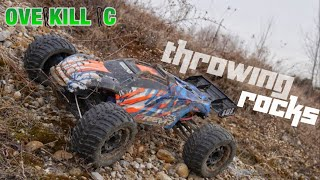 Traxxas E-Revo 2.0 Small Update + Bash @ NEW LOCATION | Edit & Running Footage | Overkill RC