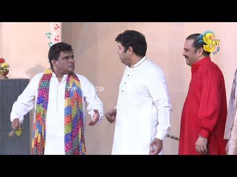 Naseem Vicky | Nawaz Anjum | Babbu Rana | Punjabi Stage Drama | Ranjha Ranjha Kardi|Comedy Clip 2019