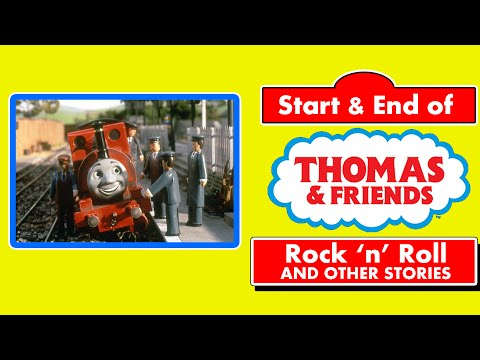 Start and End of Thomas & Friends: Rock 'N' Roll and Other Stories (1995 re-release) thumbnail