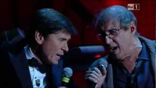 Adriano Celentano & Gianni Morandi - Ti Penso e Cambia il Mondo - Sanremo 2012(, 2012-02-27T14:11:23.000Z)