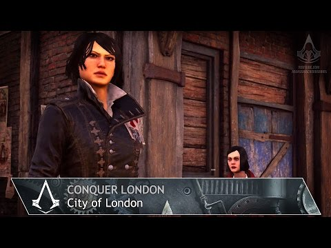 Assassin's Creed: Syndicate - Conquer City of London [All Missions]