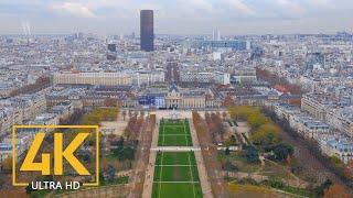 4K Paris, France - Top Tourist Attractions in Paris - Travel Journal