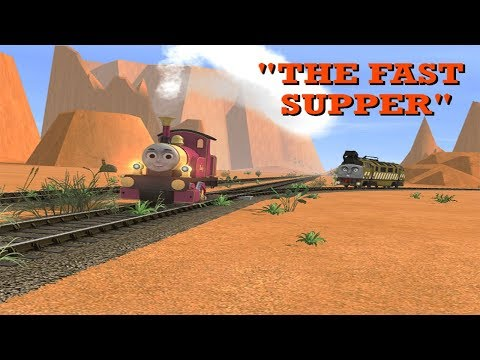 Looney On Rails: Lady and Diesel 10 in