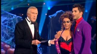 Pasha Kovalev and Chelsee Healey ~ Tango ~ Week 5 ~ Strictly 2011