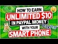 Earn $10 Every 60 Minutes Doing Simple Jobs With Your Mobile Phone Worldwide!