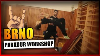 Brno - 49. PARKOUR WORKSHOP?! | by Freemove