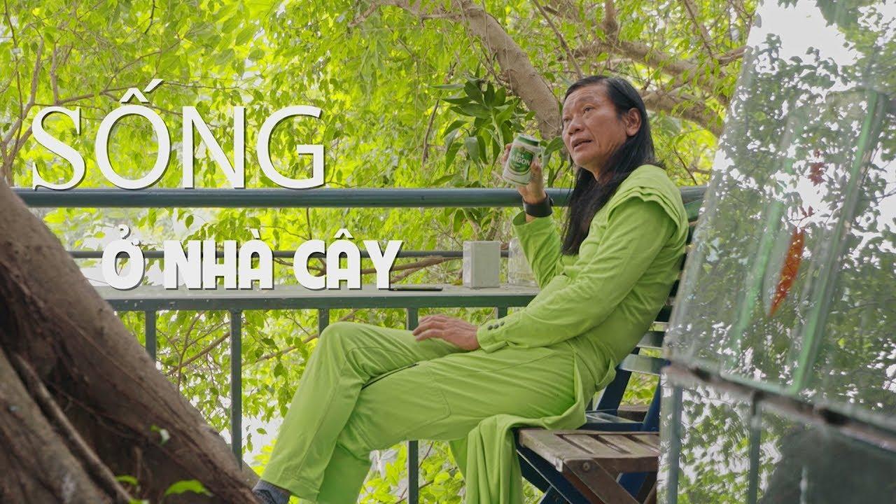 [4K] Bay trên tổ chim Bồ Câu – Nhà Trên Cây của Đào Anh Khánh | Nhà Tôi 15
