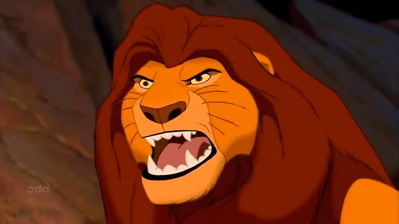 The Lion King/ TJ  for Angry Lion Animation  104xkb