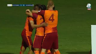 Galatasaray U19 1 - 0 Kasımpaşa U19 (Galatasaray'ın 1. Golü - Bartuğ Elmaz)