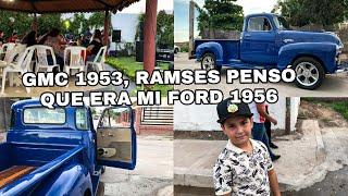 RAMSES REACCIONA A UNA GMC 1953 PICK UP UNA VERDADERA JOYA || SINALOA STANG