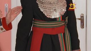 Живой урок «Национальный чувашский костюм»