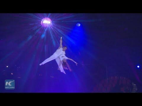 Stunning performances at 2018 Budapest Circus Festival