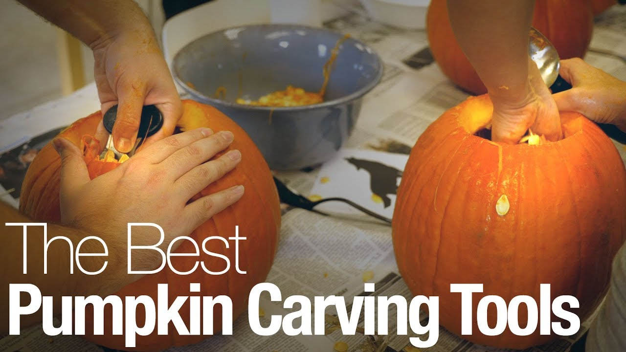 The best pumpkin carving tool kit for your money youtube