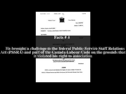 Delisle v Canada (Deputy AG) Top # 5 Facts