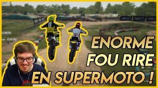 ÉNORME FOU RIRE EN SUPERMOTO SUR RIDE 3 ONLINE !