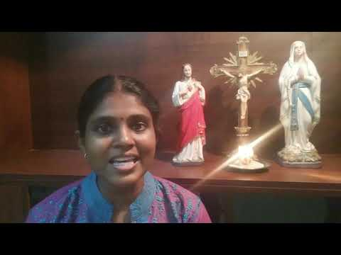 En Swasa Katre | Cherubim Shiromi | Traditional catholic songs