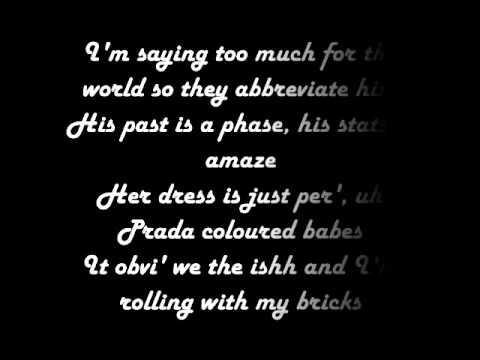 Nicki Minaj - Blazin' Lyrics