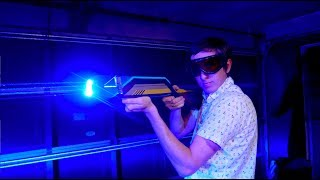 40 Watt Laser Blaster!