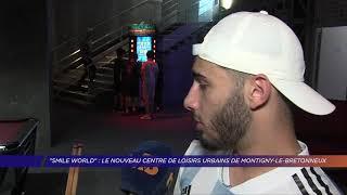 Yvelines | «Smile World» : le nouveau centre de loisirs urbains de Montigny-le-Bretonneux