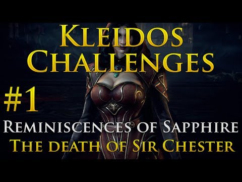 Castlevania:Lords of Shadow 2 - Kleidos Challenge #1 - The death of Sir Chester | Prince of Darkness |