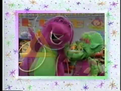 Barney & Friends Red, Blue and Circles Too! Ending Credits