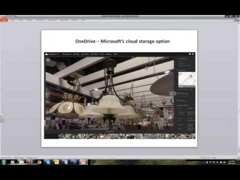 TECH TUESDAYS: OneDrive – Microsoft's cloud storage option