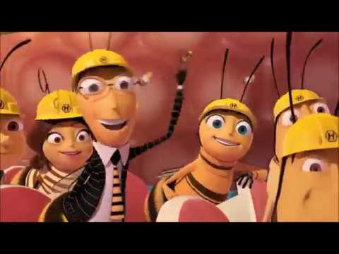 The Entire Bee Movie but every time it says bee it speeds up by 15%