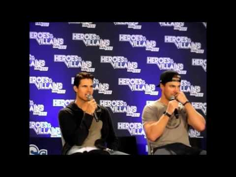 Amell Brothers Or Cousins