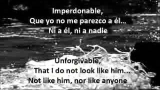 Alejandro Sanz   No Me Compares (Letra em Espanol)