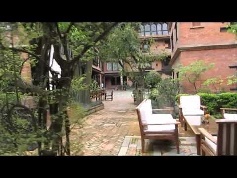 Dwarika's Hotel, Kathmandu, Nepal