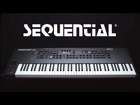 Sequential Prophet XL Introduction