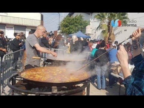 La Caravana Migrante De Honduras En Tijuana Celebrando La Navidad Nadie Los Quiere