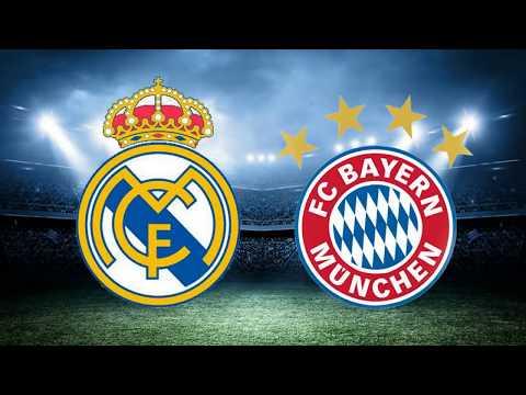 Real Madrid Vs Bayern Munich : Predicted Lineup  :  Champions League