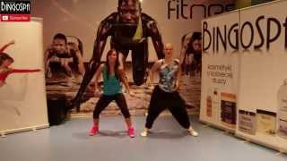 HULA HOOP Omi BINGOSPA Fitness by Gosia Wodras