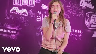 Tove Styrke - Borderline (Live @ KROQ)