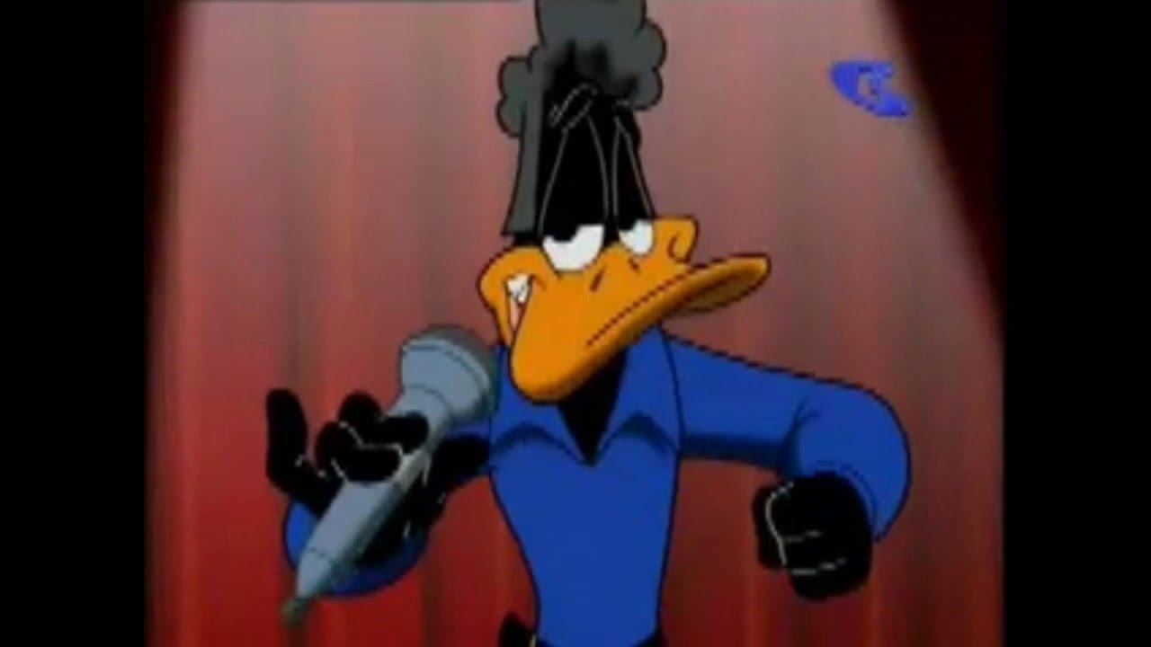 Daffy Duck singing It's not unusual - YouTube