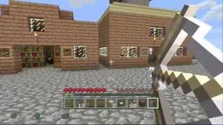 Minecraft ps3 demo gameplay