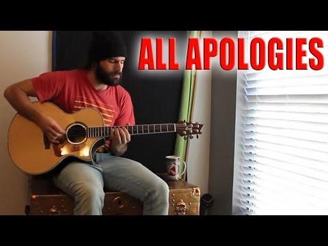All Apologies - Nirvana - cover by Dustin Prinz