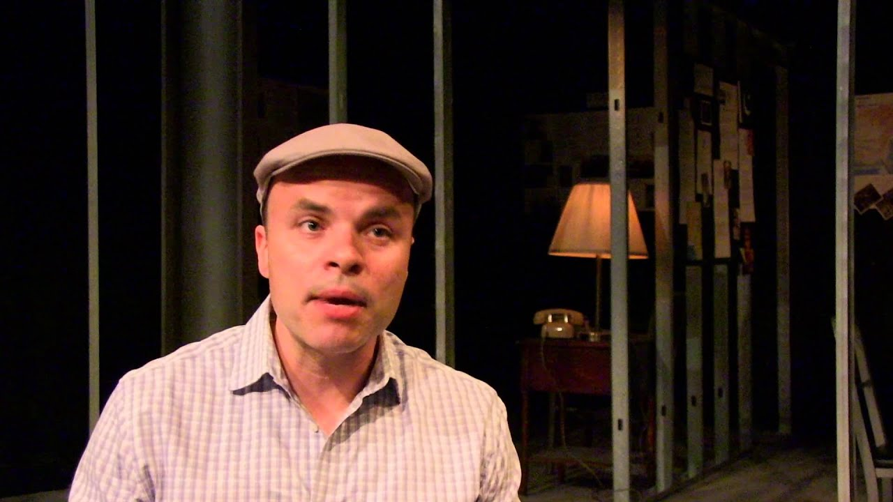 Playwright J.T. Rogers on BLOOD AND GIFTS - YouTube