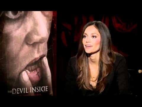 Interview with THE DEVIL INSIDE's Leading Lady Fernanda Andrade