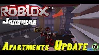 Roblox - Jailbreak [Apartments] UPDATE 🏡