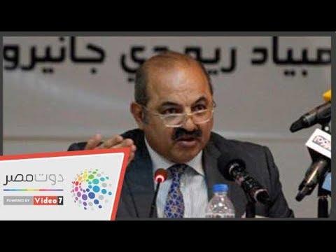 اليوم السابع :هشام حطب: تقدمنا بشكوى ضد رئيس الزمالك للرئاسة