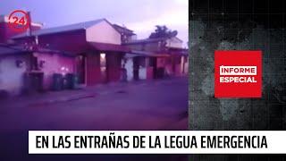Informe Especial: En las entrañas de la Legua Emergencia